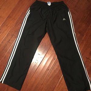 Adidas Womens Black jogging pant Sz M